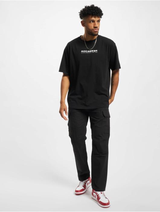 Rocawear T-Shirt Franklin schwarz