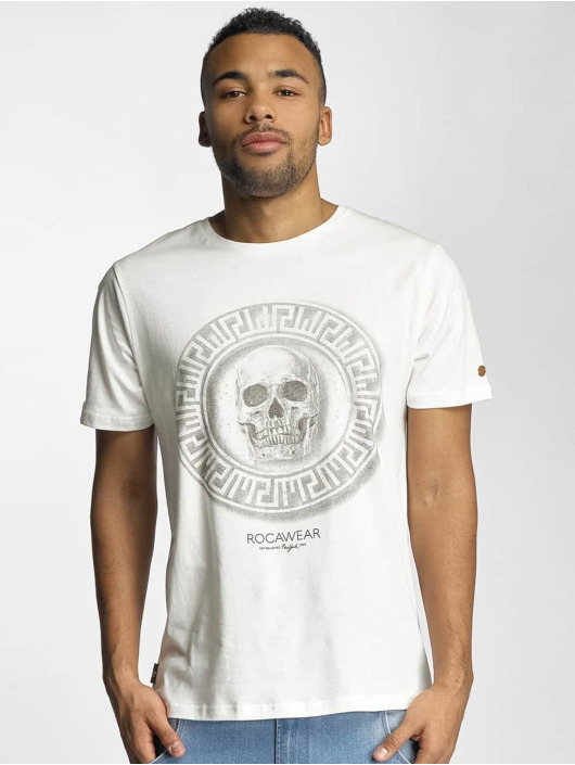 Rocawear T-Shirt Almost weiß