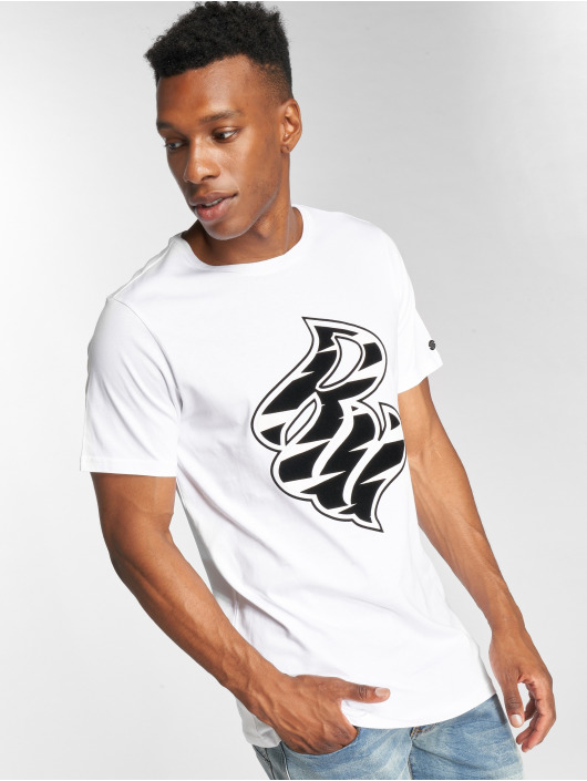Rocawear T-Shirt RW Zebra S weiß