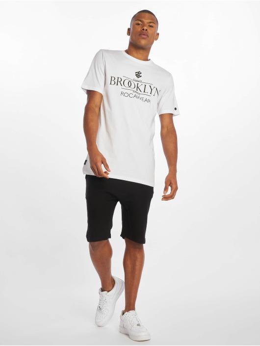 Rocawear T-Shirt Brooklyn weiß