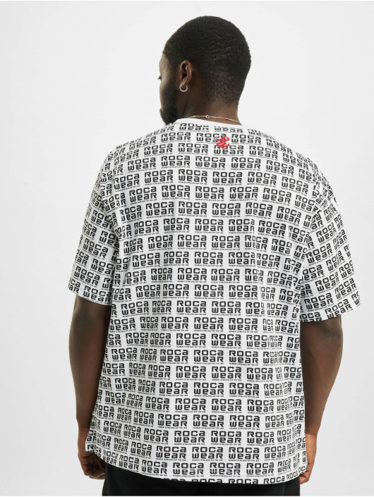 Rocawear T-Shirt Ridgewood weiß
