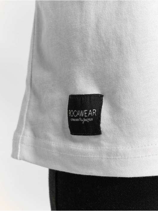 Rocawear T-Shirt NYC white