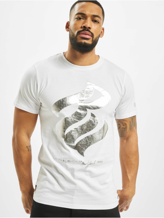 Rocawear T-Shirty NY 1999 bialy