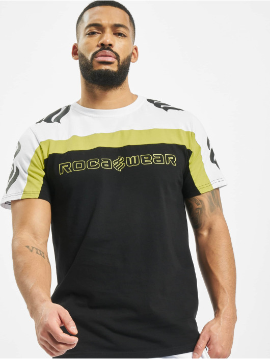 Rocawear T-Shirty Hudson bialy