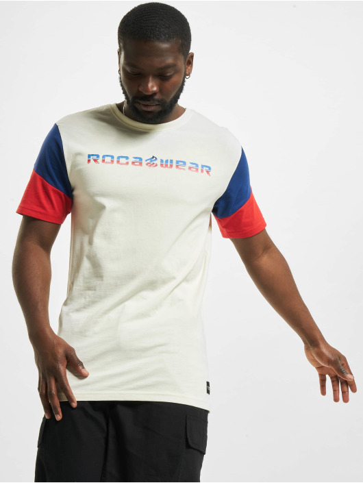 Rocawear T-Shirty Clifford bialy