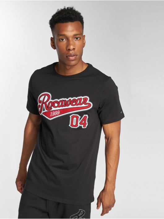 Rocawear T-Shirty OhFour czarny