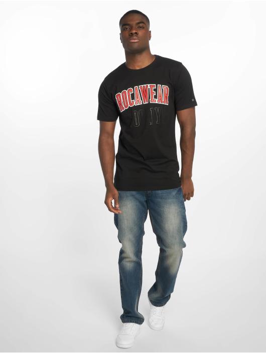 Rocawear T-Shirty Brooklyn czarny