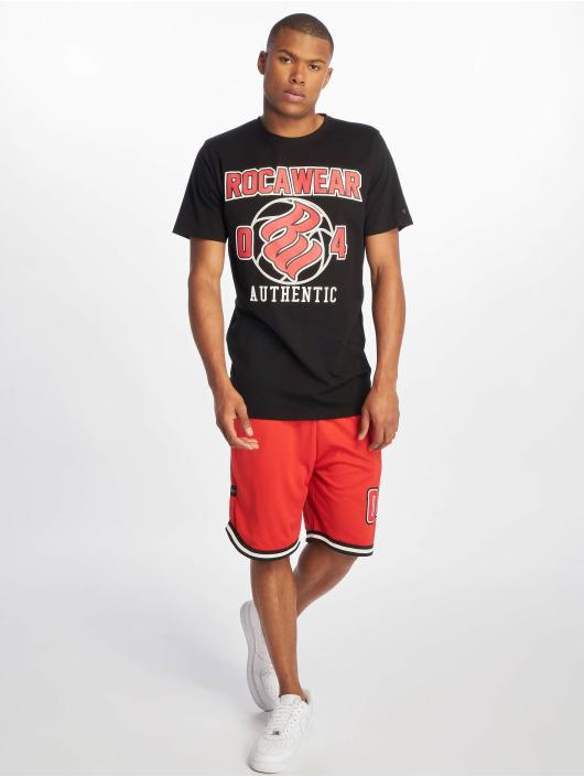 Rocawear T-Shirty Authentic czarny