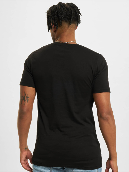 Rocawear T-Shirty NY 1999 T czarny