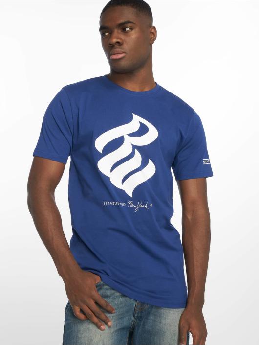 Rocawear T-Shirty NY 1999 T niebieski