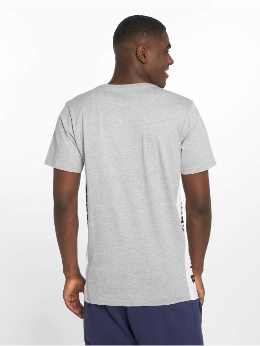 Rocawear T-Shirty Double Logo szary