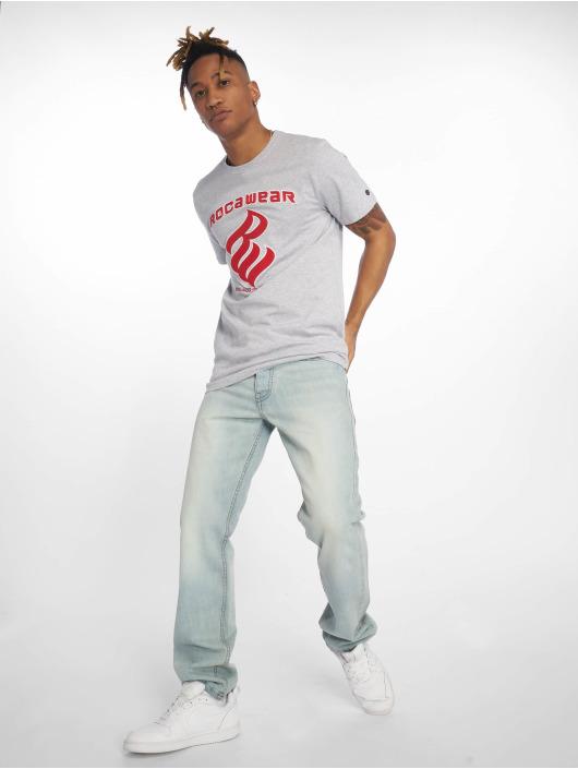 Rocawear T-Shirty DC szary