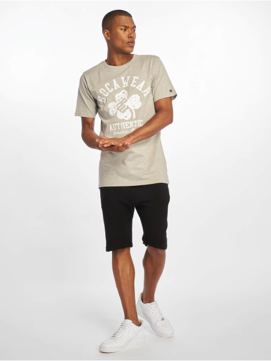 Rocawear T-Shirty Clover szary