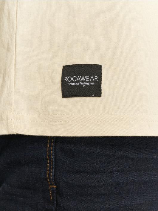 Rocawear T-skjorter John beige