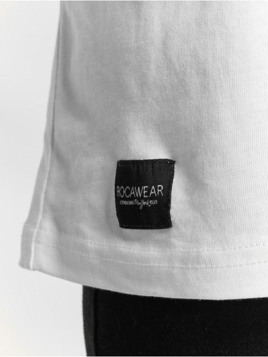 Rocawear T-skjorter NYC hvit