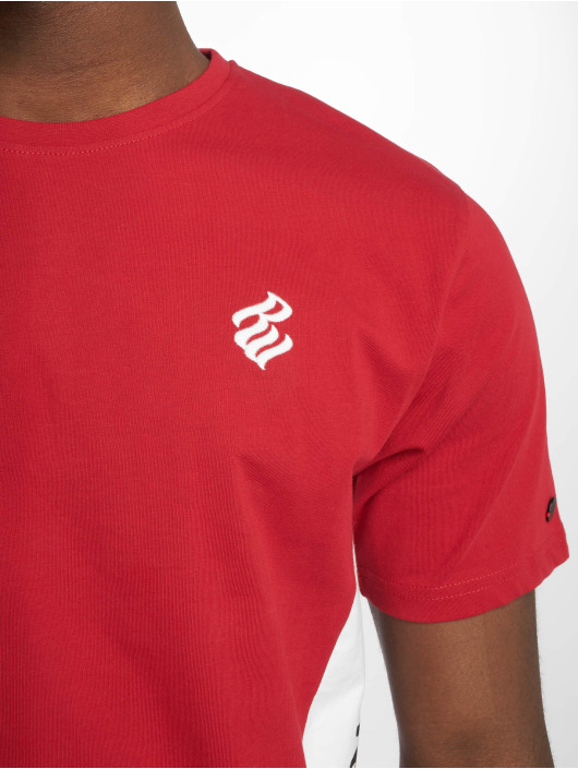 Rocawear T-skjorter Double Logo red