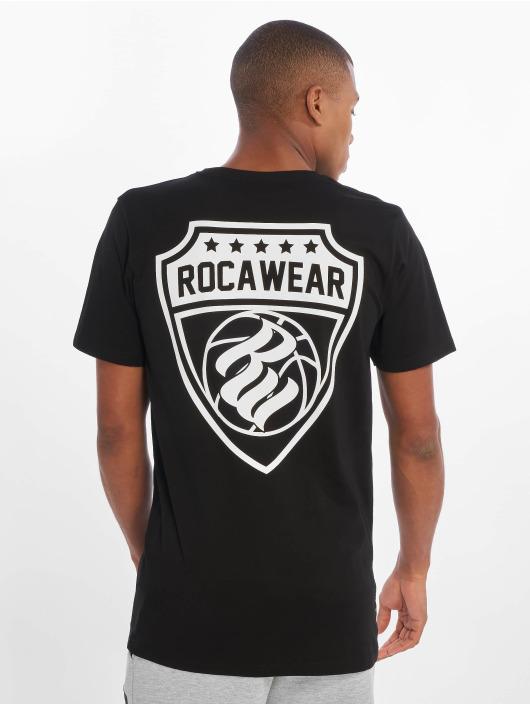 Rocawear T-skjorter Jay svart