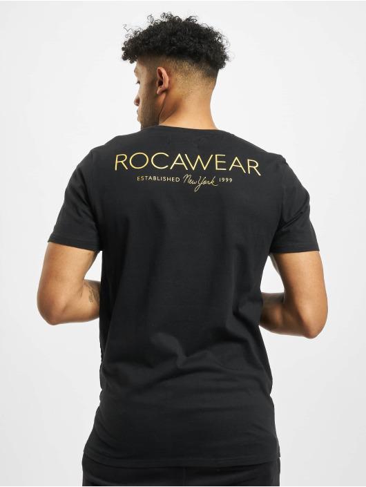Rocawear T-skjorter Midas svart
