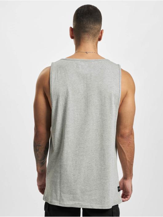 Rocawear Tank Tops Basic šedá