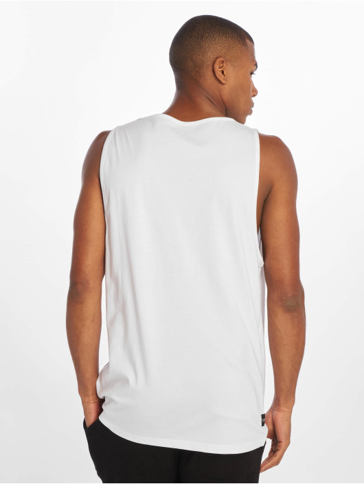 Rocawear Tank Tops Logo bialy