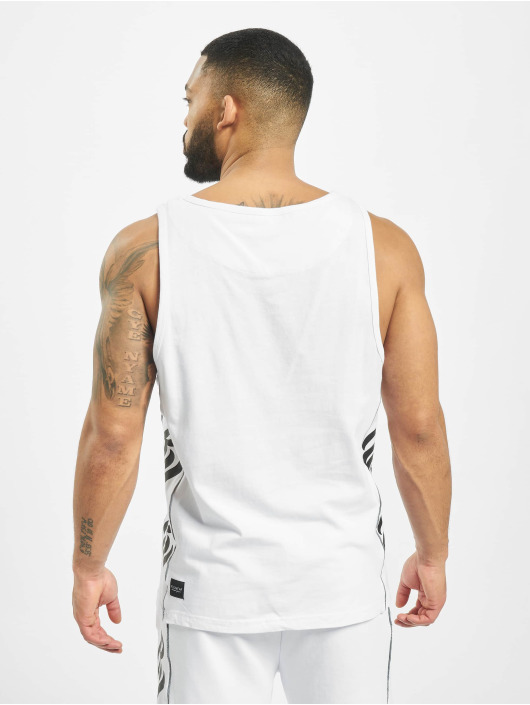 Rocawear Tank Tops Hudson bialy
