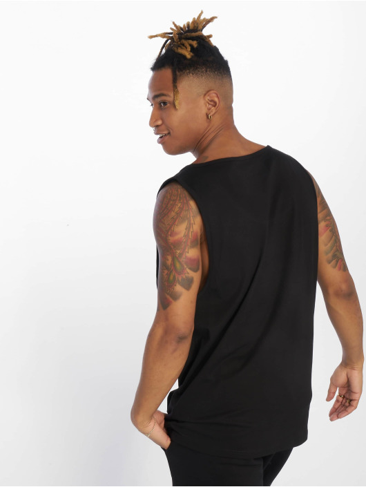 Rocawear Tank Tops Brooklyn czarny