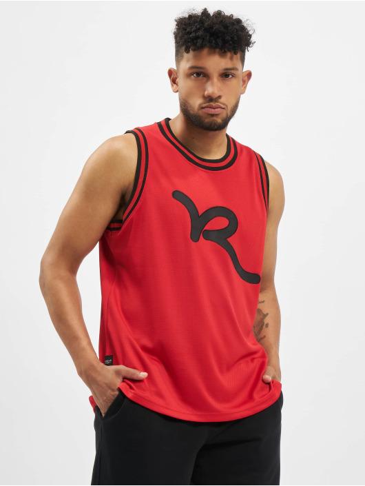 Rocawear Tank Tops Sim czerwony