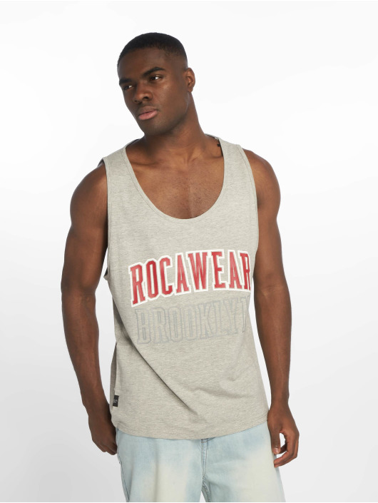 Rocawear Tank Tops Brooklyn grau