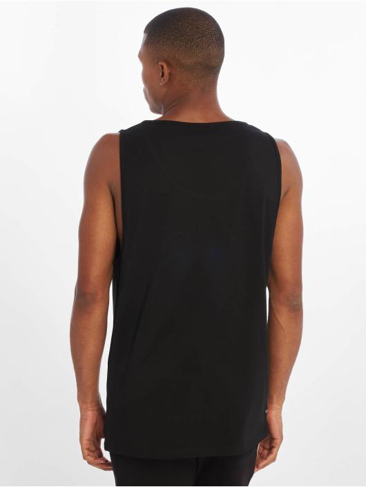 Rocawear Tank Tops Logo nero