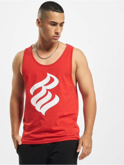 Rocawear Tank Tops Basic red
