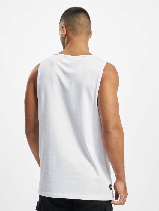 Rocawear Tank Tops Basic weiß