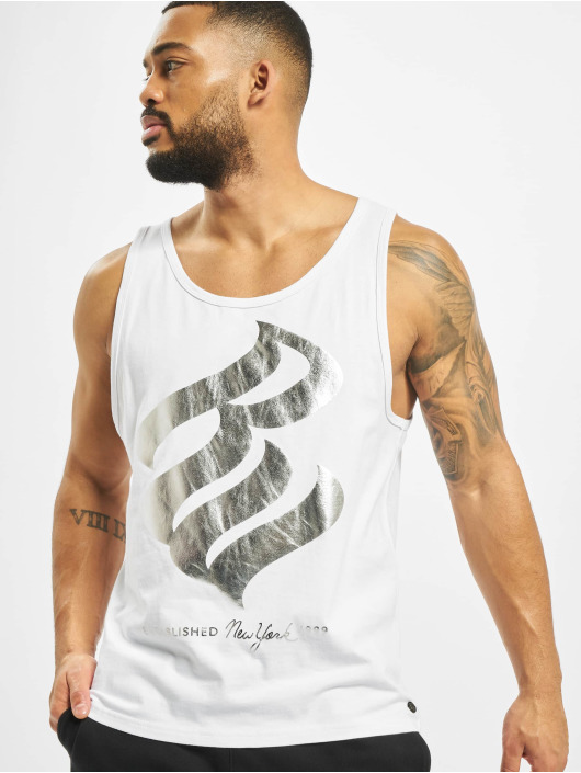 Rocawear Tank Tops Midas white