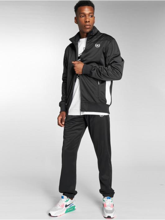 Rocawear tepláky Black Fleece èierna