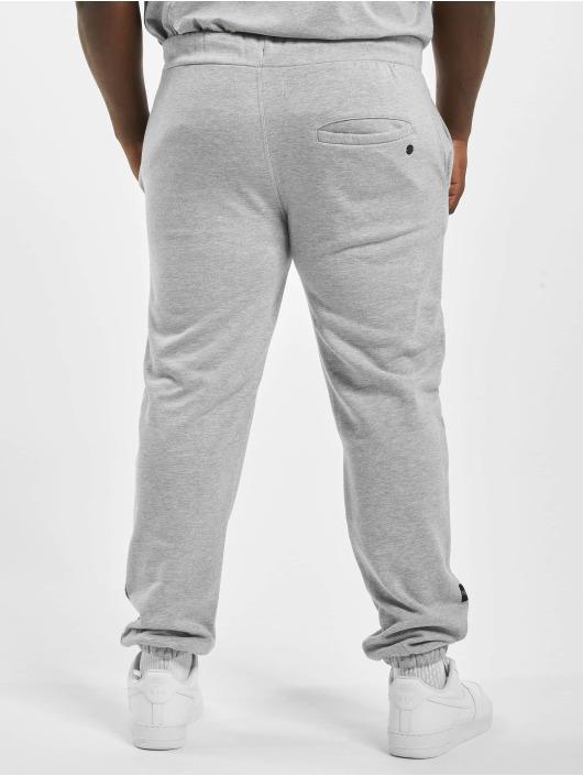 Rocawear tepláky Big Basic Fleece šedá