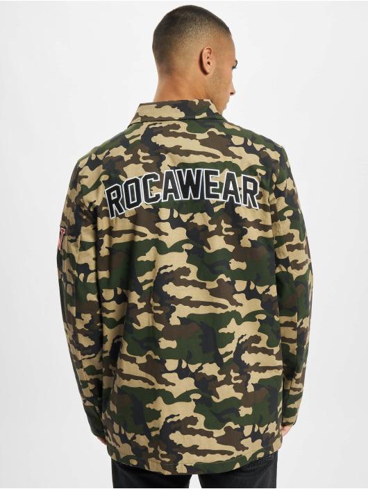 Rocawear Transitional Jackets Camo kamuflasje