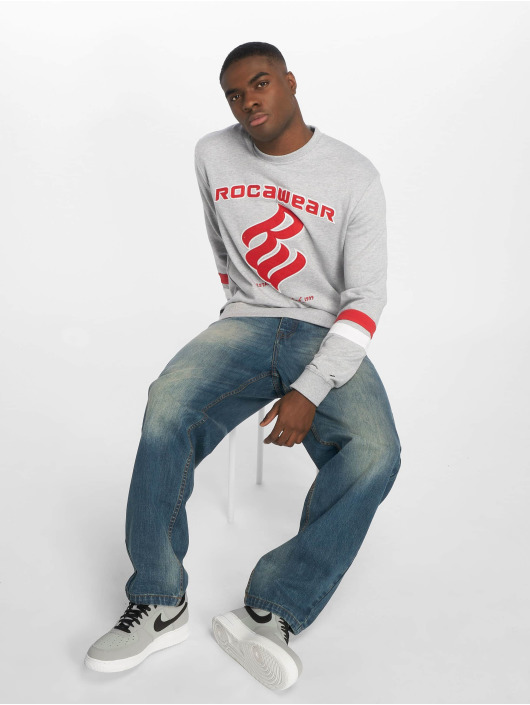 Rocawear trui DC grijs