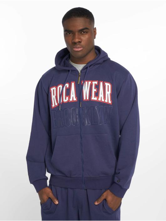 Rocawear Zip Hoodie Brooklyn blau