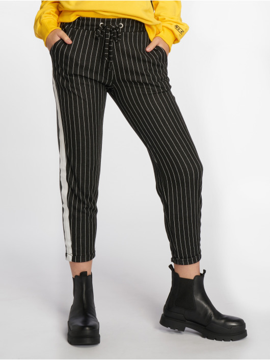 Rock Angel Pantalon chino Milla noir