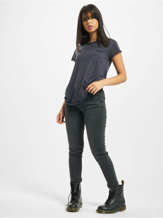 Rock Angel t-shirt Yuna blauw