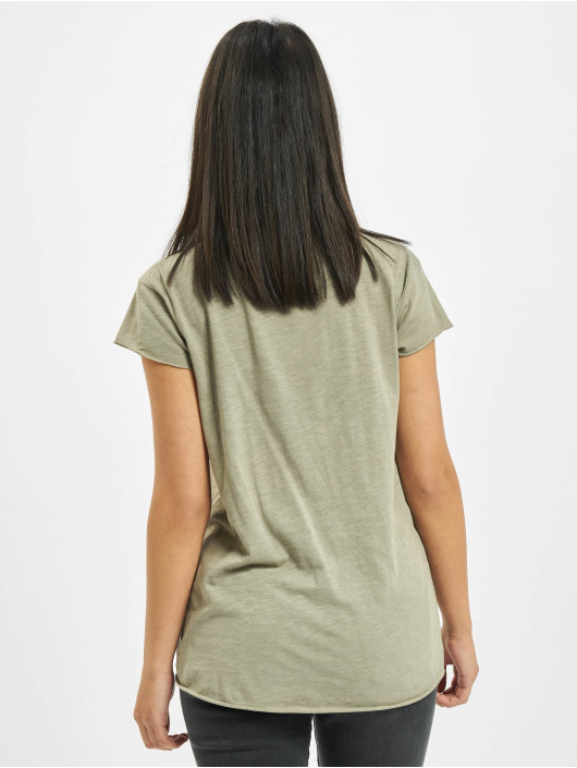 Rock Angel T-Shirt Yuna olive