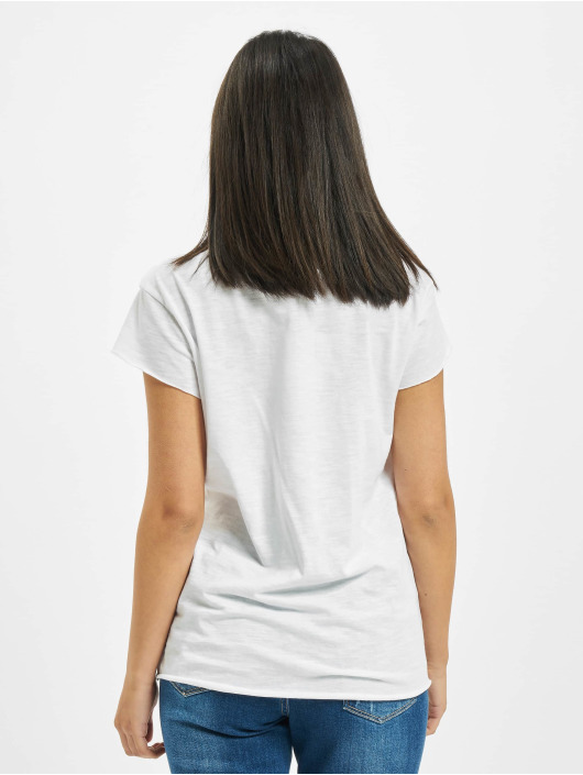 Rock Angel T-skjorter Yuna hvit