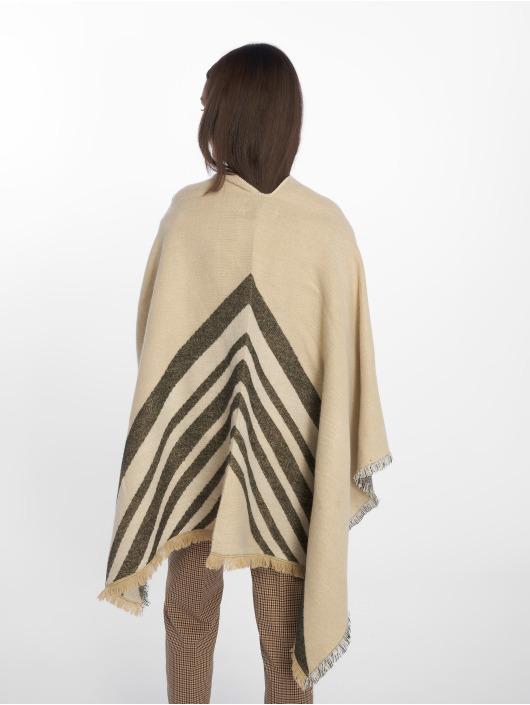 Rock Angel vest Poncho beige