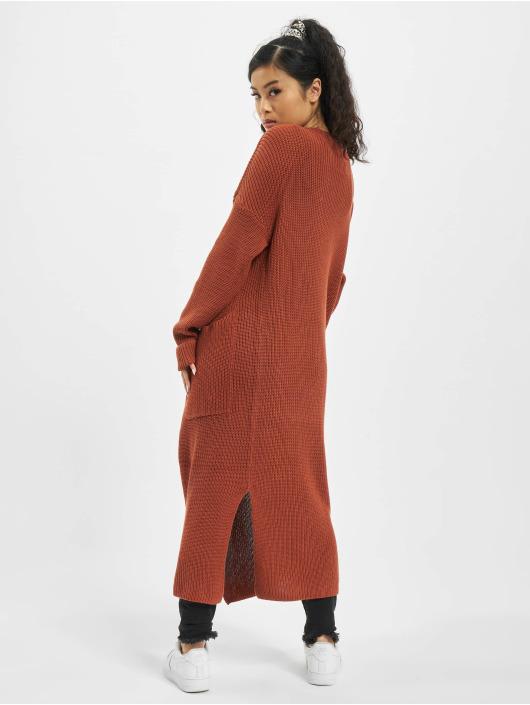 Rock Angel vest Knit bruin