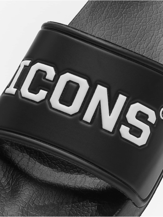 Schlappos Sandals Icons black