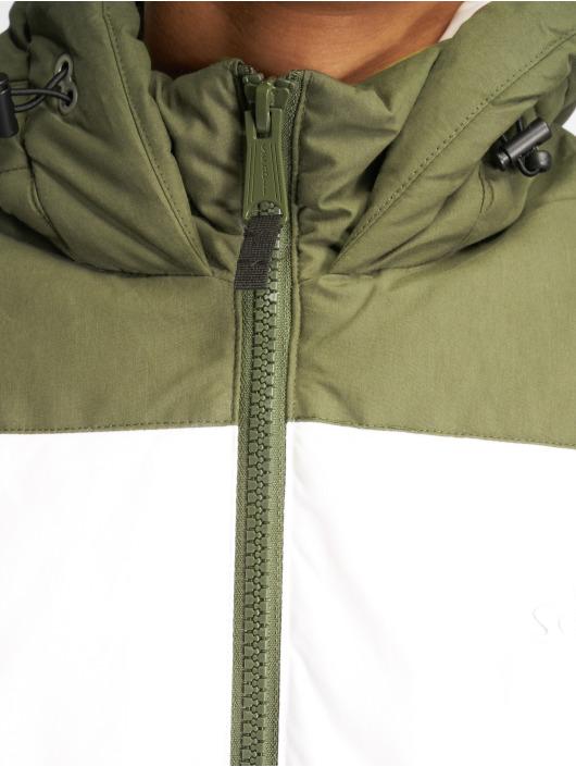 Schott NYC Winter Jacket Alaska olive
