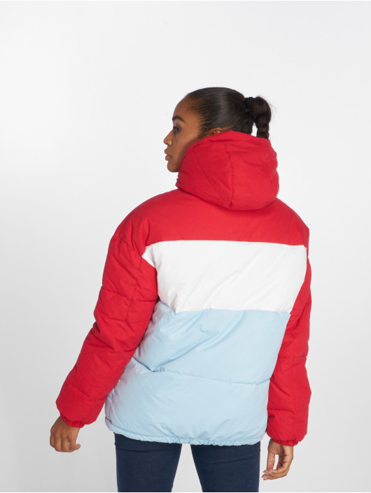 Schott NYC Winter Jacket Alaska red