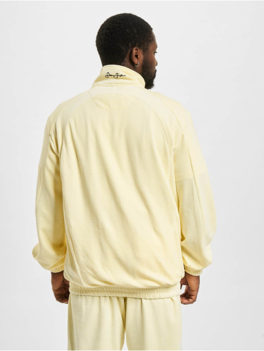Sean John Демисезонная куртка Classic Logo Essential Velours бежевый
