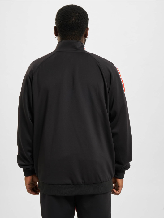 Sean John Демисезонная куртка Classic Logo Neoprene черный