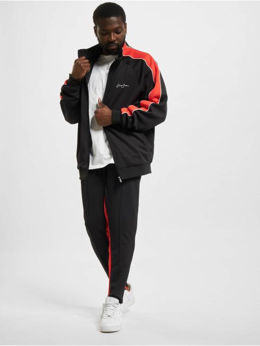 Sean John joggingbroek Classic Logo Neoprene zwart