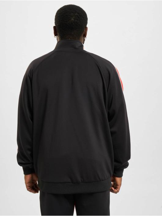 Sean John Lightweight Jacket Classic Logo Neoprene black